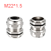 M22 Cable Gland Metal Waterproof Connector Wire Gl...