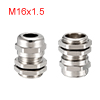M16 Cable Gland Metal Waterproof Connector Wire Gl...