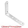 125mmx77mmx20mm Stainless Steel Corner Brace Joint...