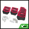 3 in 1 Red Auto Car Manual Transmission Accelerato...