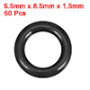 O-Rings Nitrile Rubber 5.5mm x 8.5mm x 1.5mm Seal ...