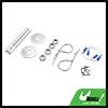 Universal Racing Style Metal Mount Hood Pin Pins P...