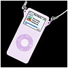 Silicon Skin (Light Purple) iPod Nano 1G