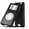 Aluminium Case - Black for iPod Nano 1G