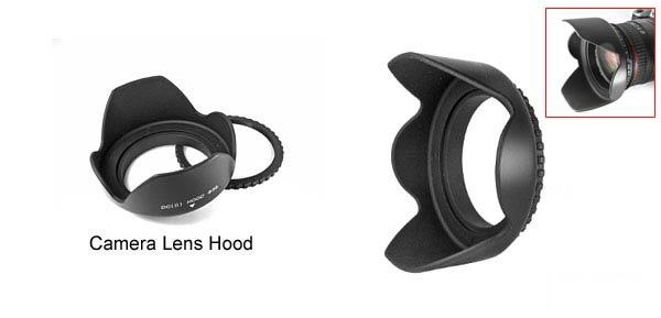 Camera Lens Hood - 52mm Diameter