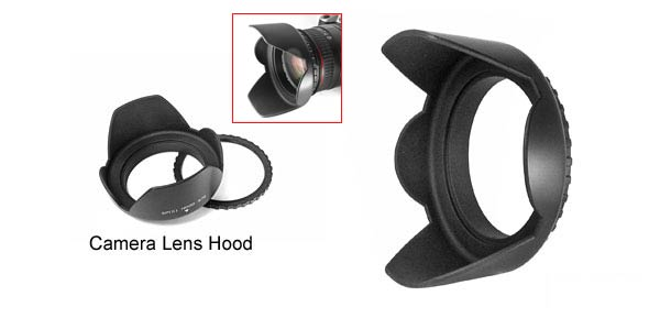Camera Lens Hood - 72mm Diameter