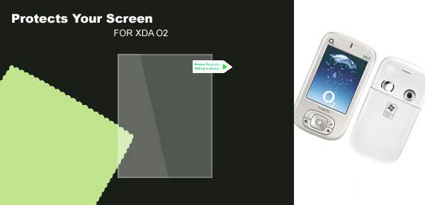 PDA Screen Protector for O2 XDA Mini